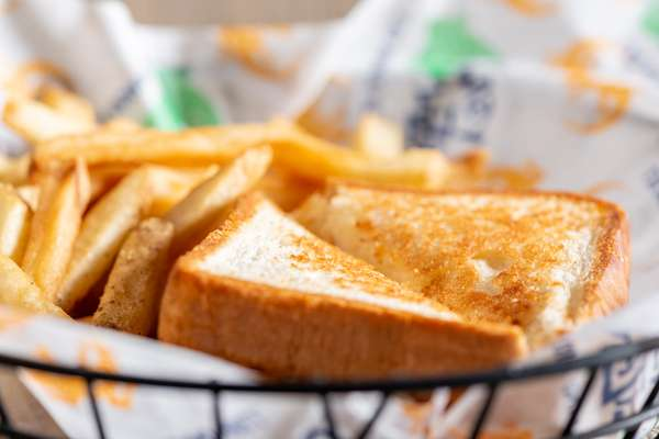 Shorebilly Grilled Cheese