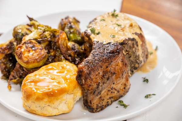 Slow Cooked Pork Chop