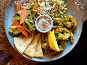 Shrimp w/Aioli