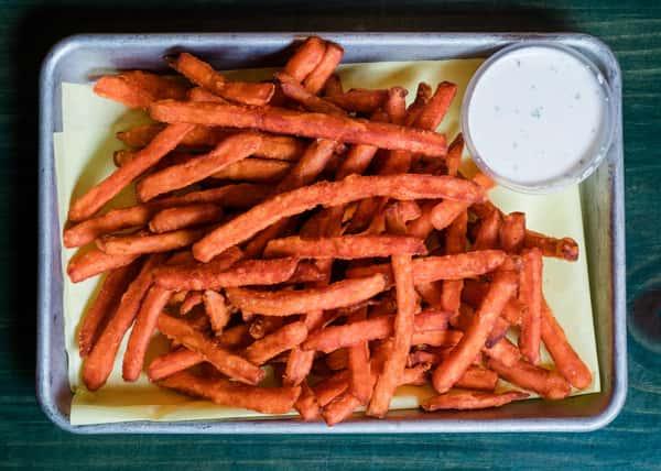 Sweet Potato Fry