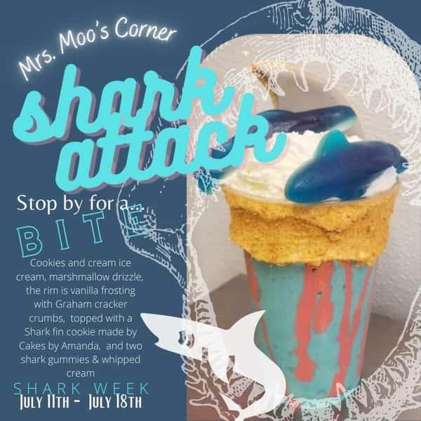 Shark Attack Extreme Milkshake