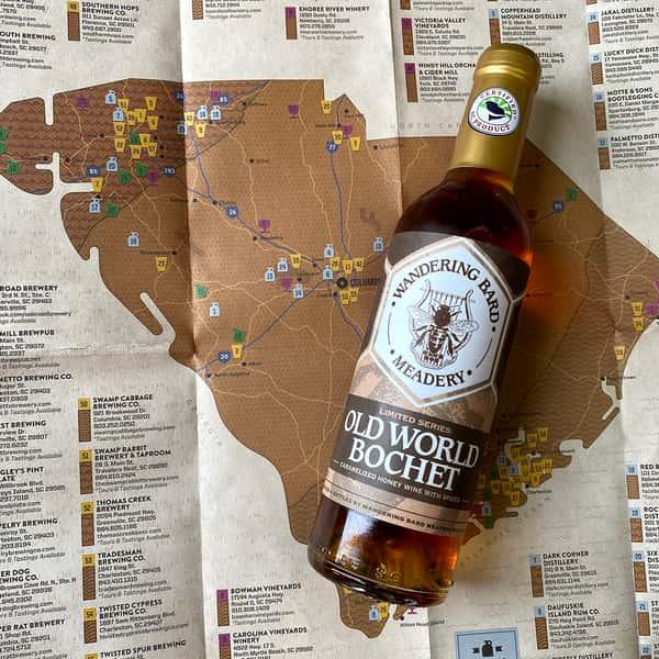 bottle map
