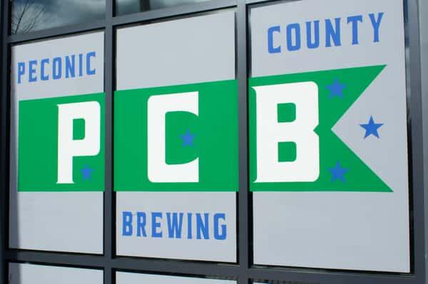 PCB sign