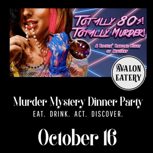 Mystery Dinner Party