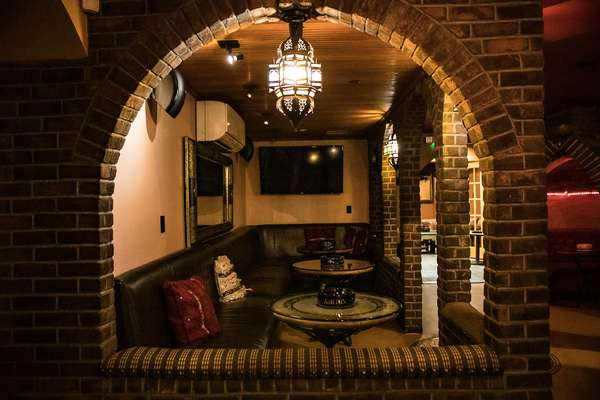 lounge arch