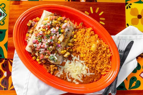 Enchiladas Taxqueñas