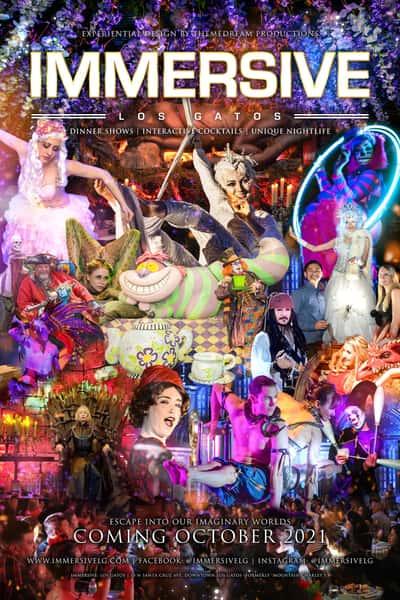 immersive collage