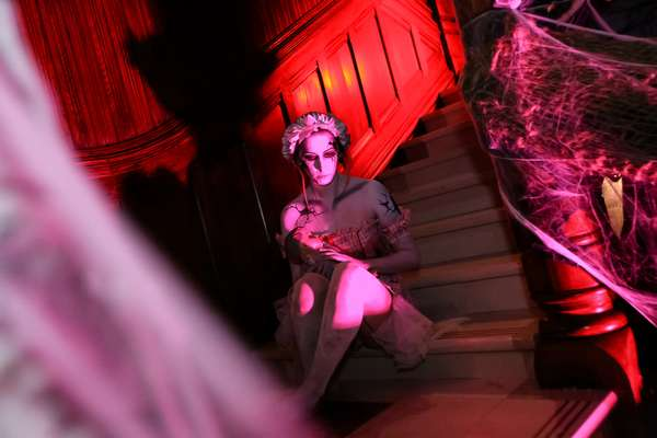 haunted actor
