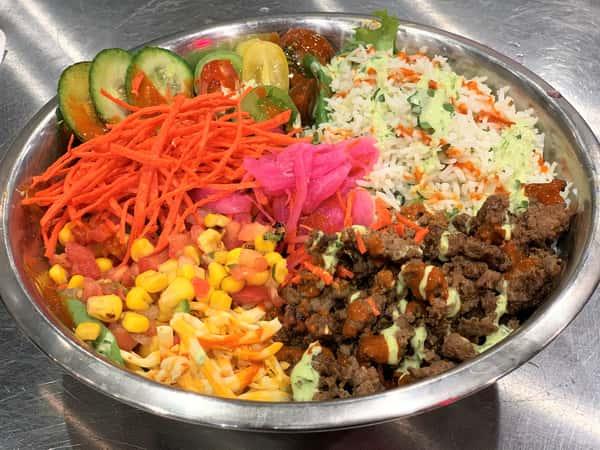 B's Taco Salad - $15
