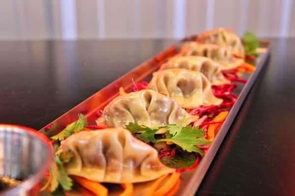 Barbacoa Dumplings - $12