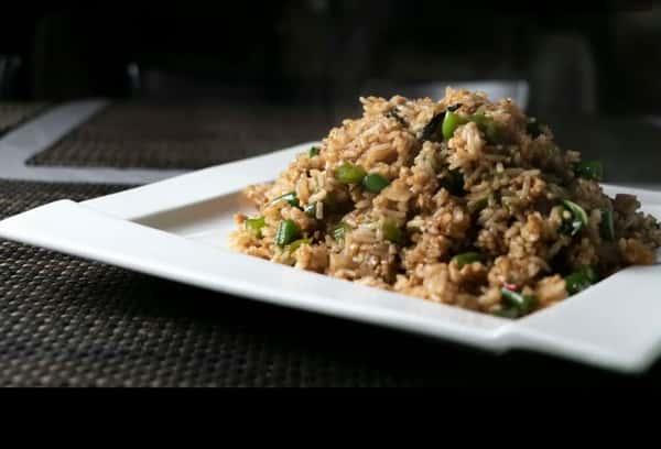Basil Fried Rice*