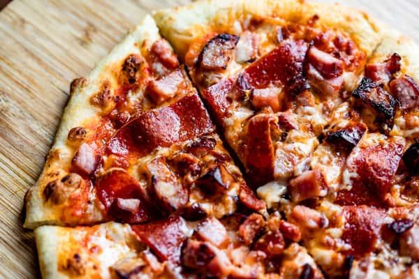 Butcher's Pizza