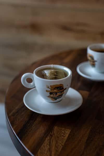 Selection of Hot Teas