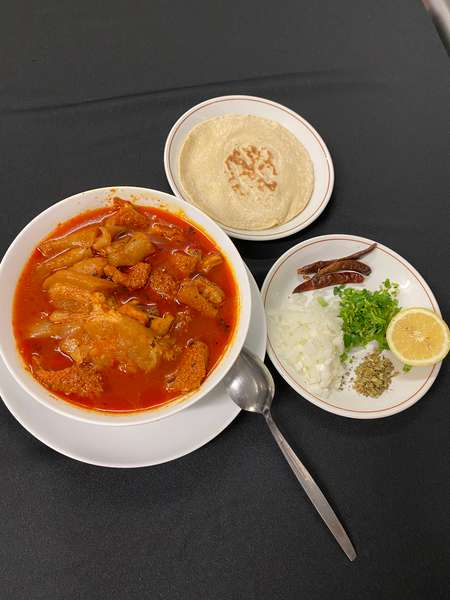 Menudo - Saturday and Sunday only
