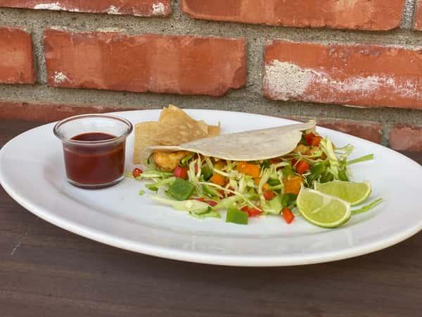 Taco De Pescado/Fish Taco