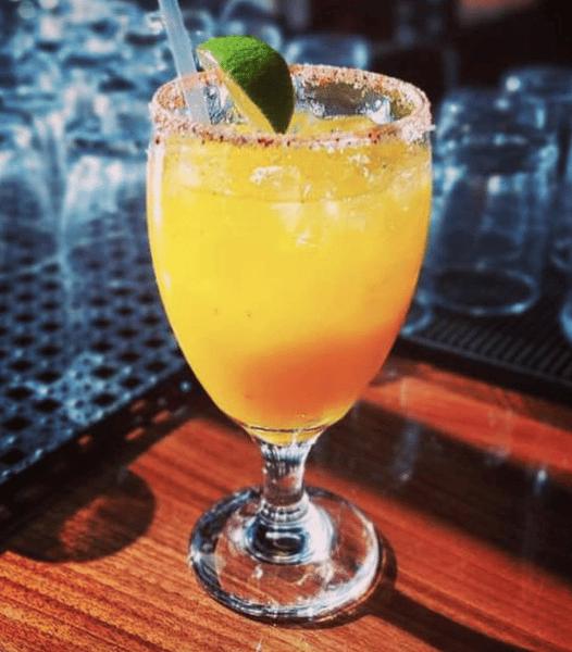 Habanero Mango Margarita
