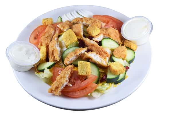 Golden Fox Salad