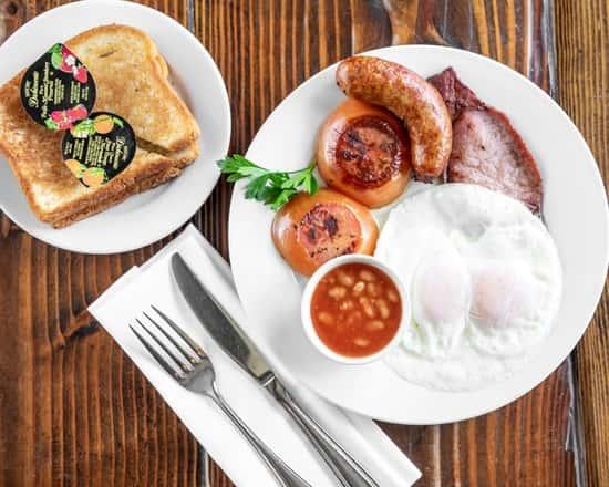 Queen Size English Breakfast