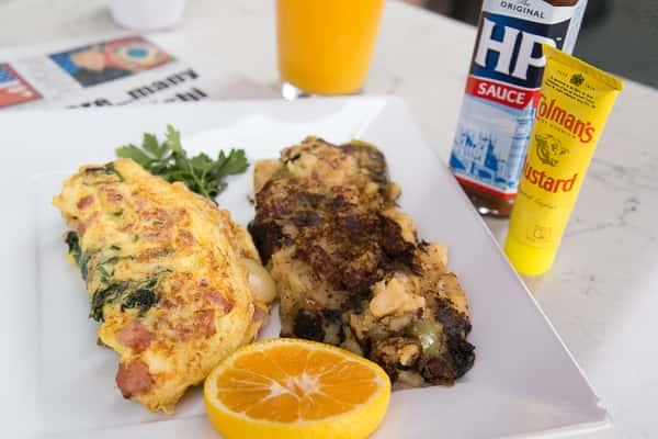 British Omelette