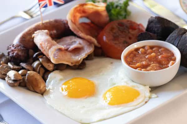 king breakfast