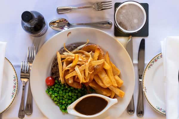 Steak + Chips