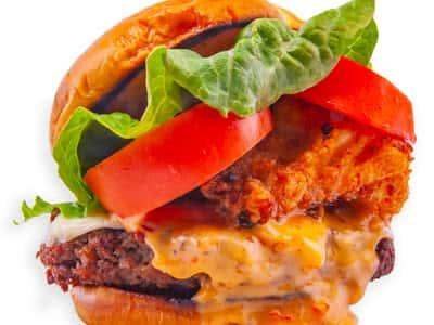 Veganish Burger