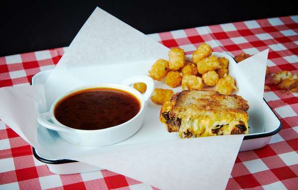 Birria Grilled Cheese