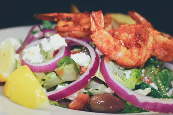 *Greek Salads