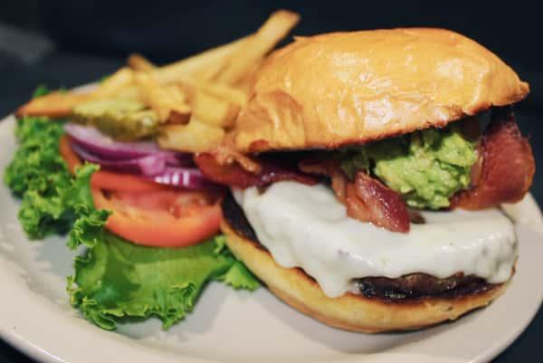 *Guacamole Burger
