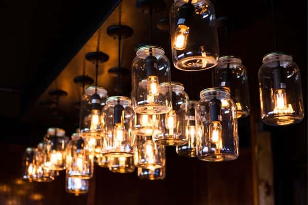 lights inside