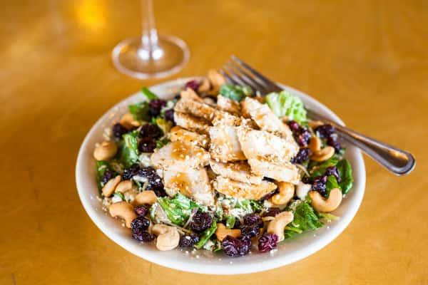 Cranberry Coast Salad