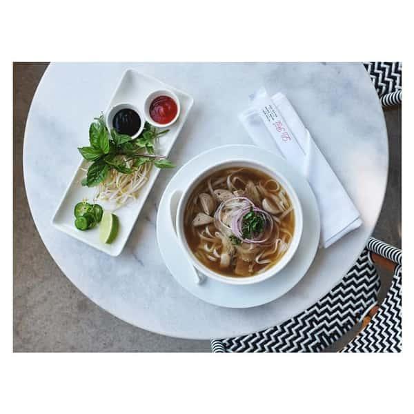 Pho • Noodle Soup