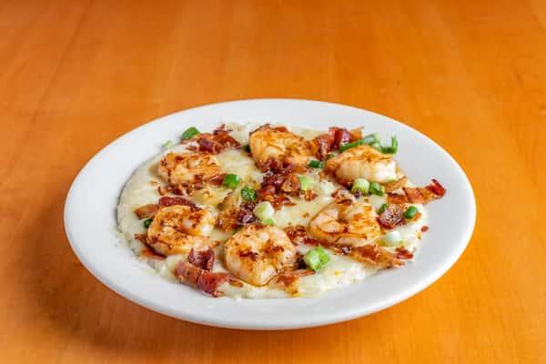 Carolina Shrimp N Grits