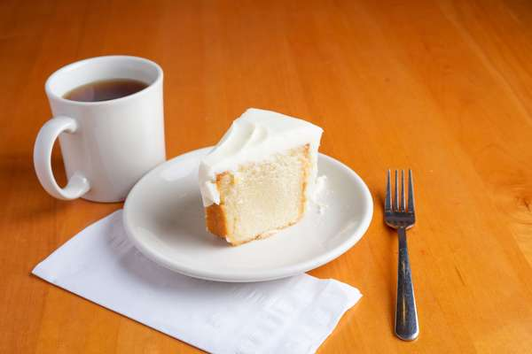 5-Flavor Pound Cake with Cream Cheese Icing