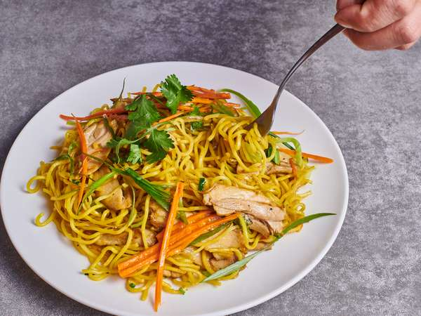 Chicken Chow Mein