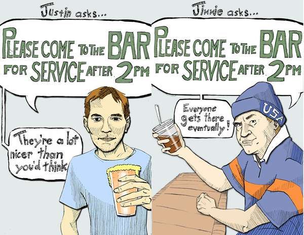 Justin Jimmy illustration