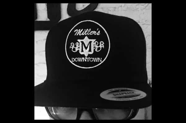 Miller's Snap Back Hat