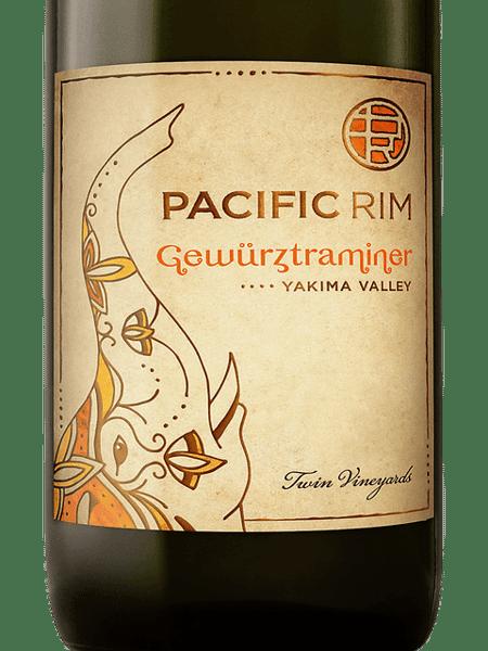Gewürztraminer - Pacific Rim Twin Vineyards