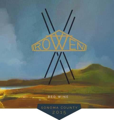 Red Blend - Rowen