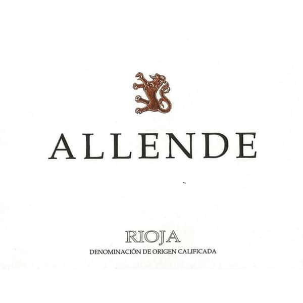 Rioja Blanco - Allende