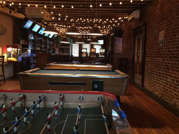 Billiards, Foosball & Pinball