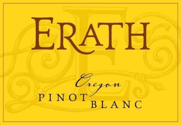 Pinot Blanc - Erath Vineyards