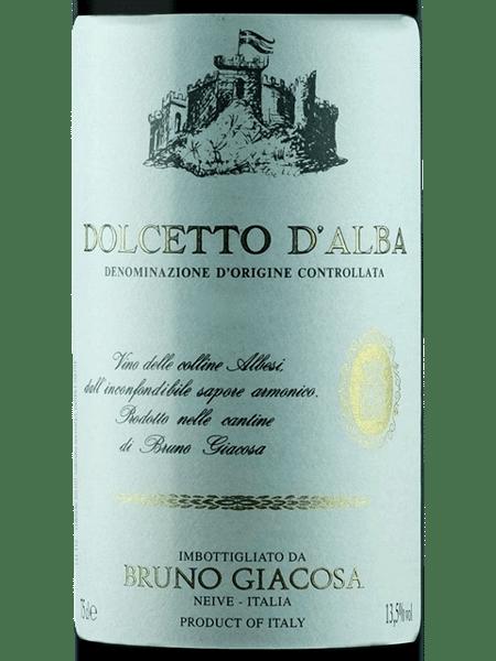Dolcetto - Bruno Giacosa - Dolcetto d'Alba