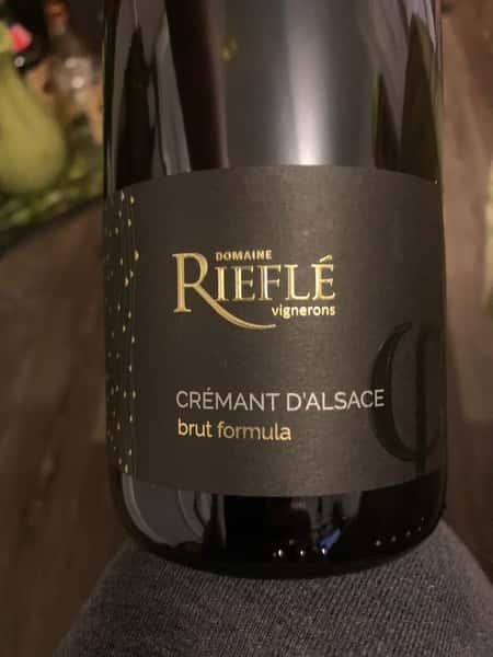 Brut - Riefle Cremant d'Alsace