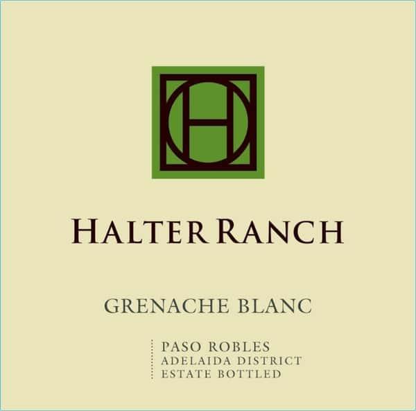 Grenache Blanc - Halter Ranch