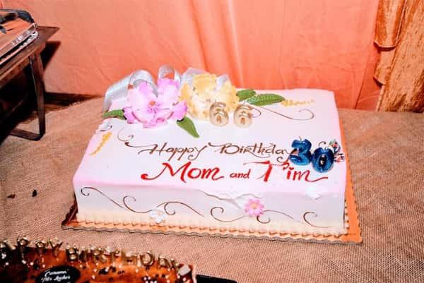 Delightful Cafe Cake