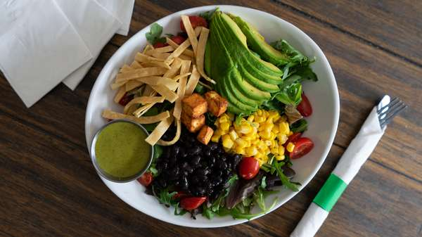 Avocado Black Bean Salad