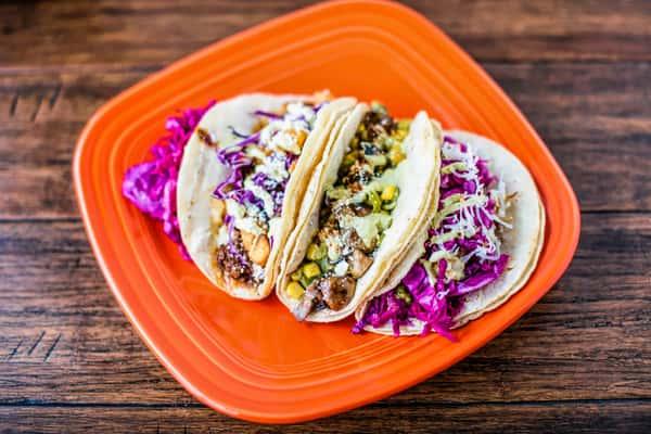 Any Three Tacos