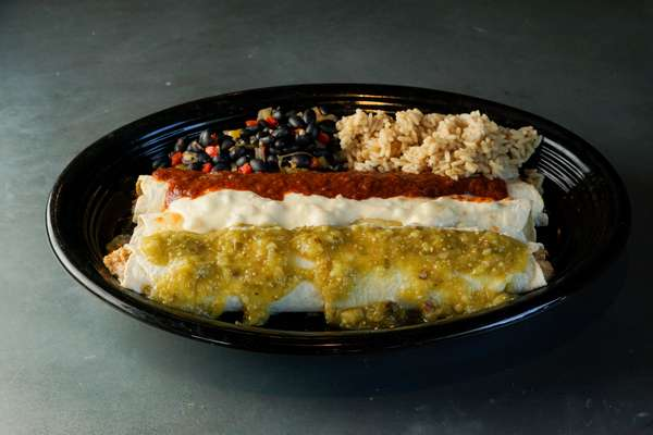 Enchilada Combo
