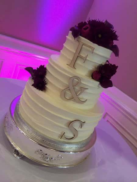 F&S cake